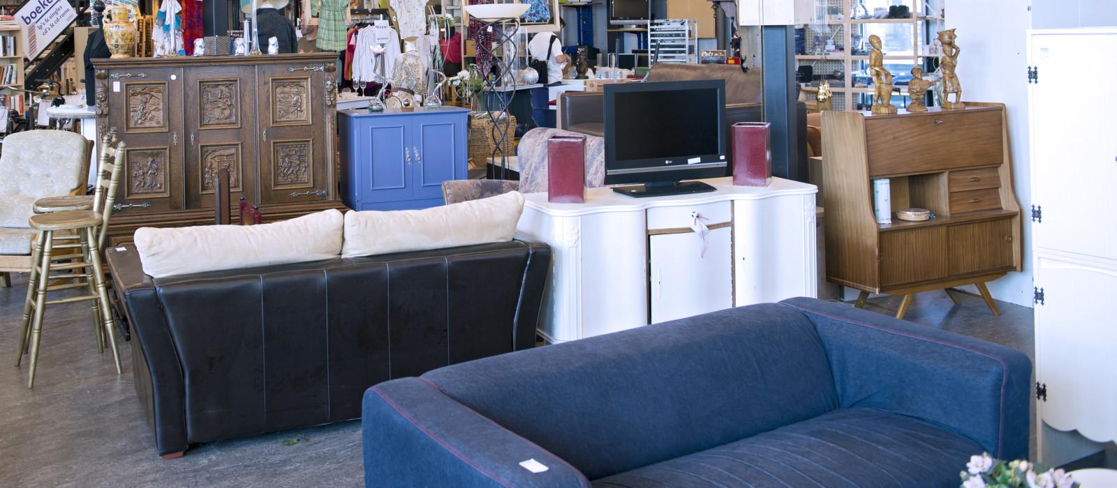 Inzameling kringloopgoederen en e-goed Bronckhorst