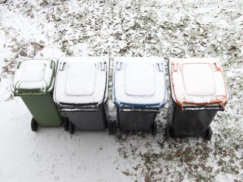 Inzameling bij zwaar winterweer Bronckhorst