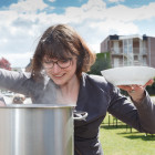 Eerste Disco Soup Deventer