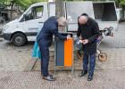 Bezoekers Deventer kunnen afval scheiden