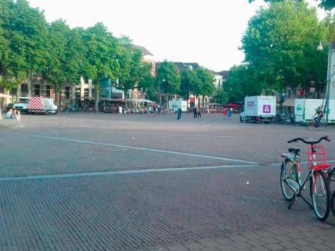 Binnenstad weer schoon na Deventer op Stelten