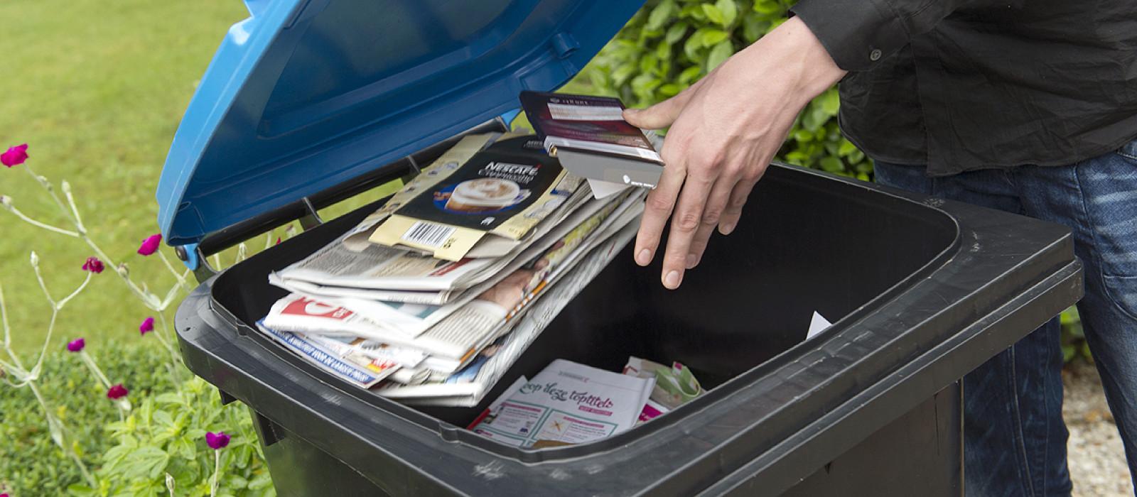 Papierinzameling gemeente Zutphen gaat door zonder vrijwilligers