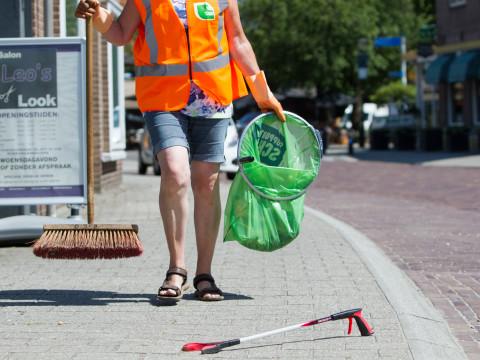Laren en Gorssel strijden om titel schoonste winkelgebied