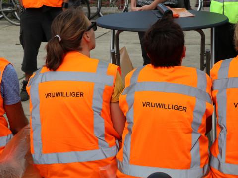 Veel Deventer bewoners actief in Week van Nederland Schoon
