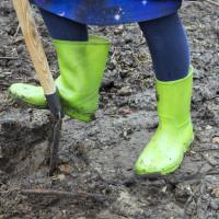 Boomfeestdag 2019: voeten in de modder, handen uit de mouwen!
