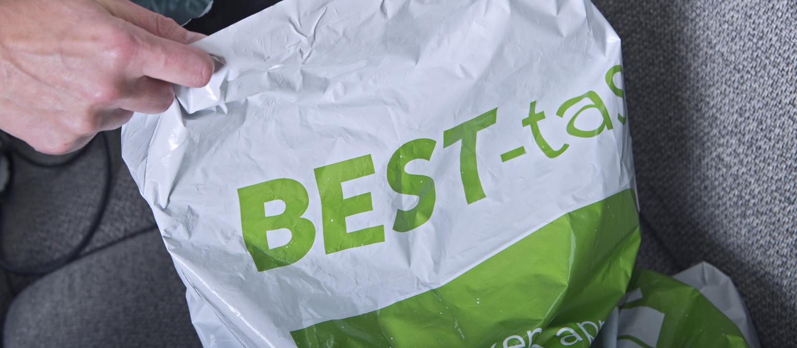 Inzameling BEST-tas gemeente Lochem