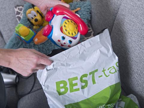 BEST-tas aanmelden