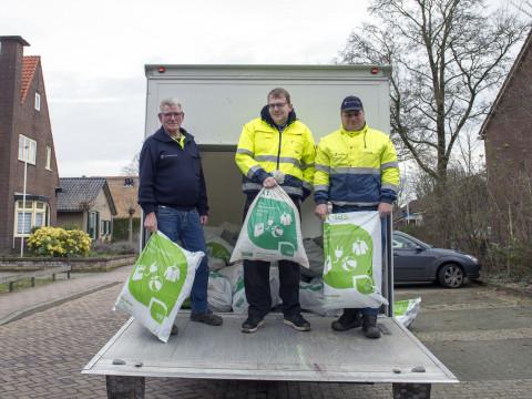 Inzameling BEST-tas Steenderen en Baak