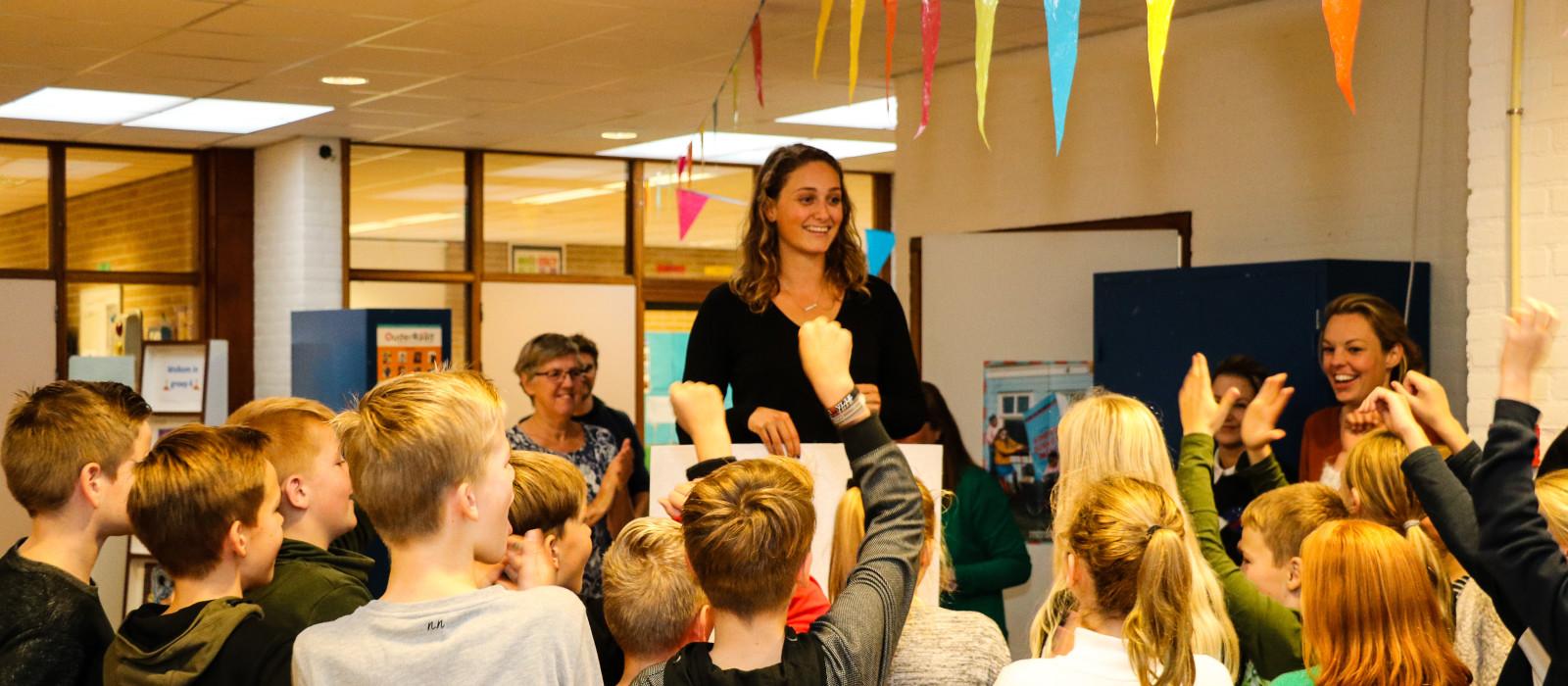 WereldWijzer wint E-Waste Race Deventer