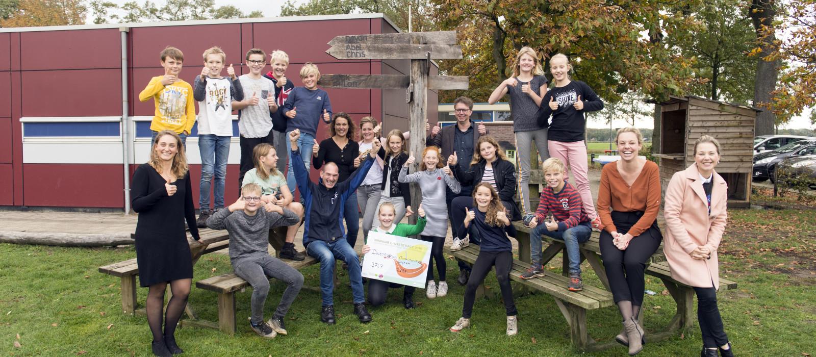 Daltonschool Nettelhorst wint E-waste Race