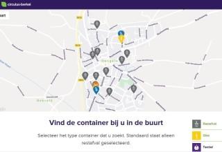 <span>TIP: </span>Waar staan de containers?