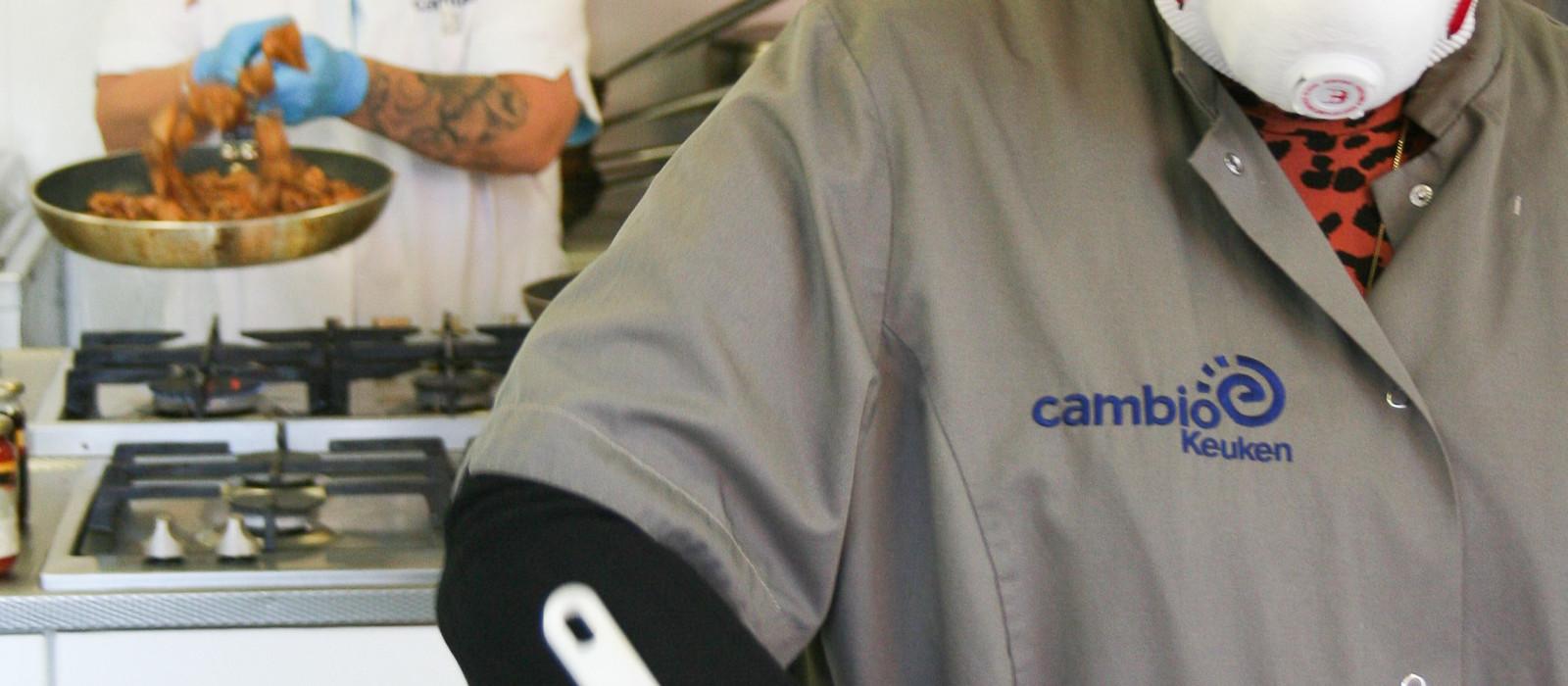 CambioKeuken kookt voor bewoners Ludgerus