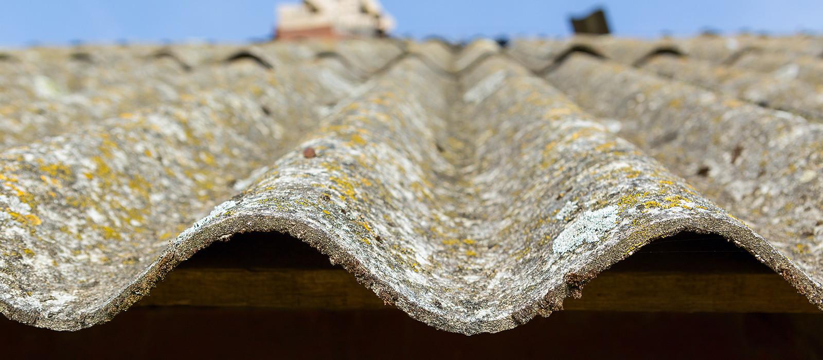 Asbest wegbrengen alleen met sloopmelding