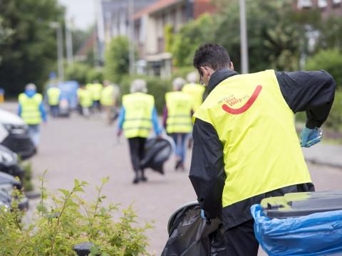 Activiteiten World Cleanup Day in Deventer
