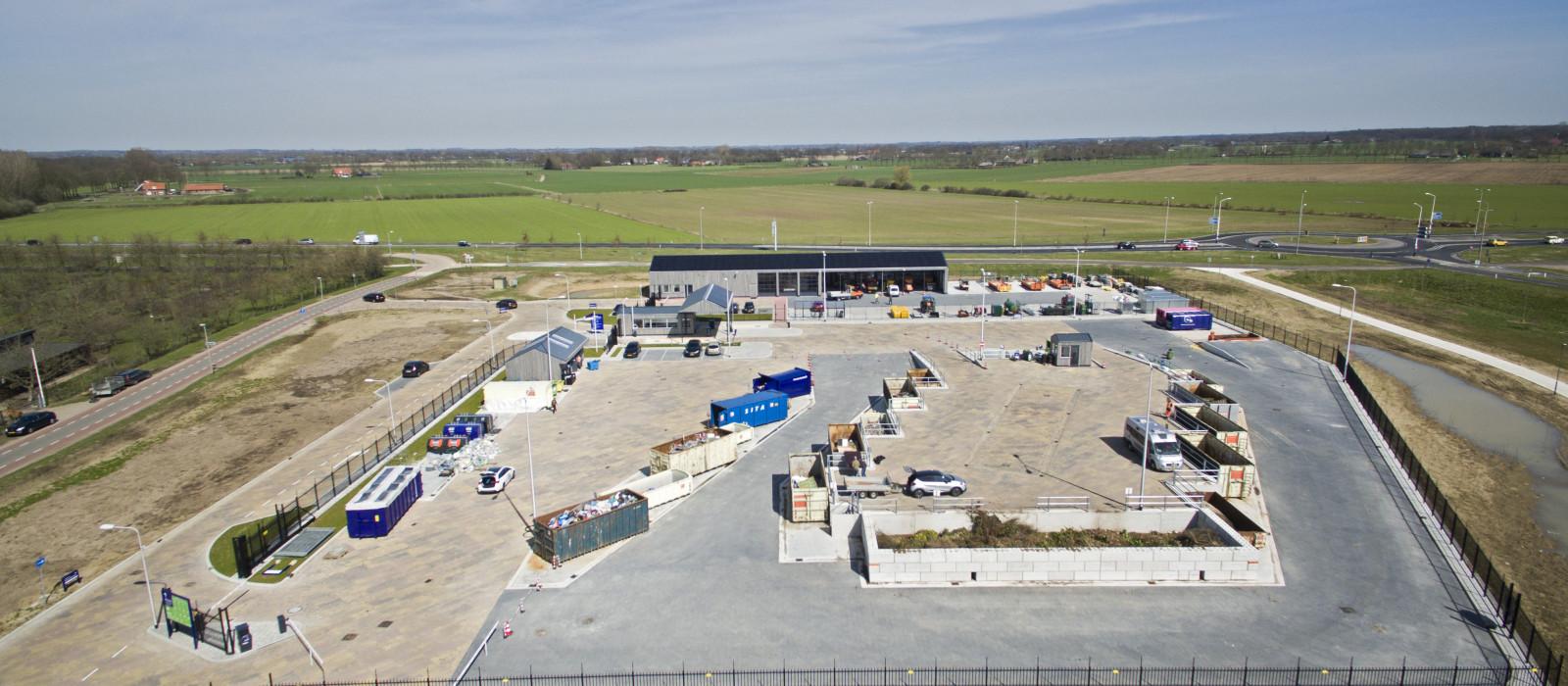 Inwoners Rheden welkom op Recycleplein Doesburg