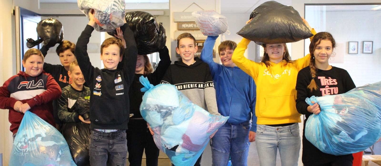 Textiel Race in Doesburg van start